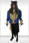 Adult Deluxe Beast Formal Costume