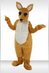 Adult Mascot Kangaroo Costume