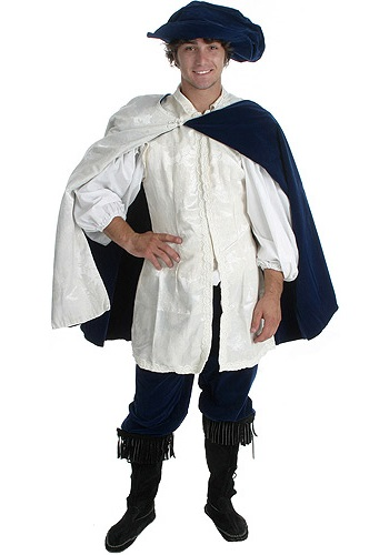 Adult Renaissance Wedding Costume