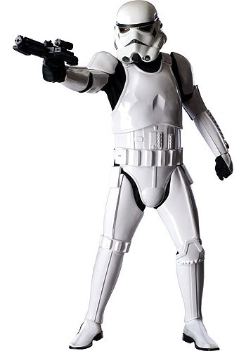 Adult Authentic Stormtrooper Costume