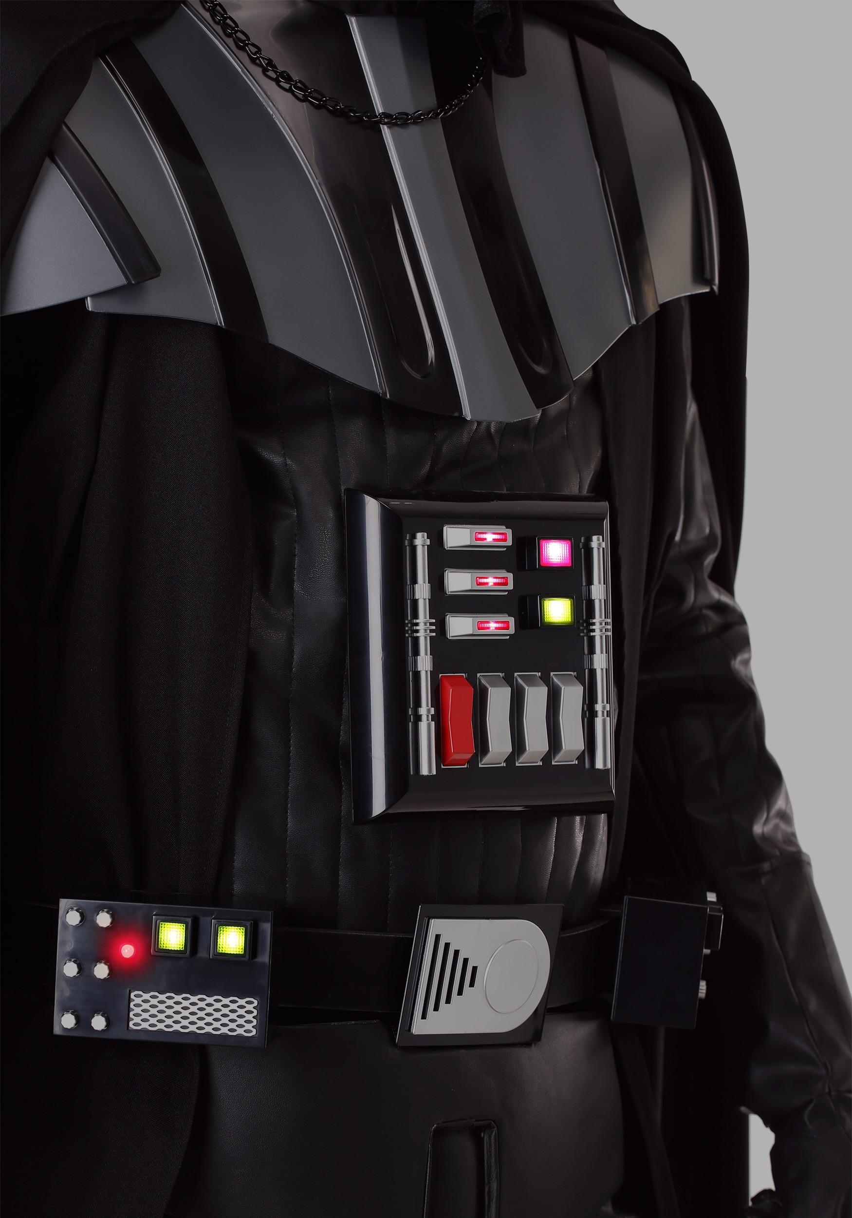 Authentic Darth Vader Costume Star Wars Rental Costumes