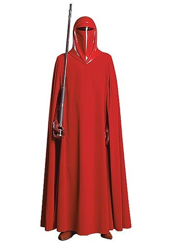 Collector's Imperial Guard Costume