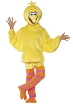 Plush Big Bird Costume