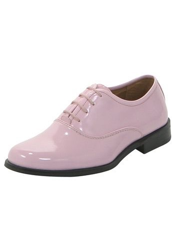 Pink Dress Shoes
