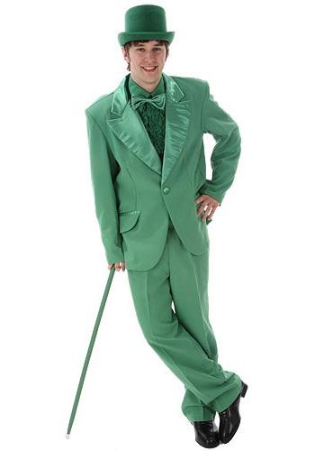 Green Costume Tuxedo