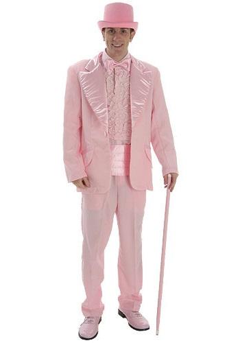 pink tuxedo costume - pink prom rental tuxedos