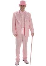 Pink Tuxedo Costume