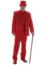 Red Tuxedo Costume