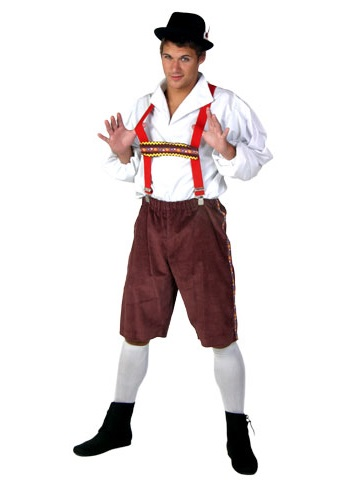 German Beer Fest Costume