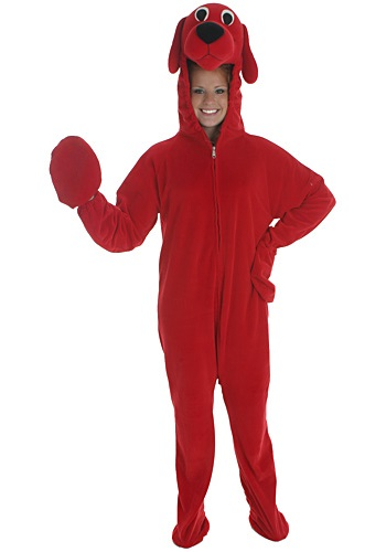 Adult Clifford Costume