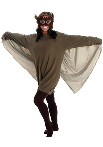 Adult Owl Costume  sc 1 st  Costumes Galore & Adult Owl Costume - Animal Rental Costumes