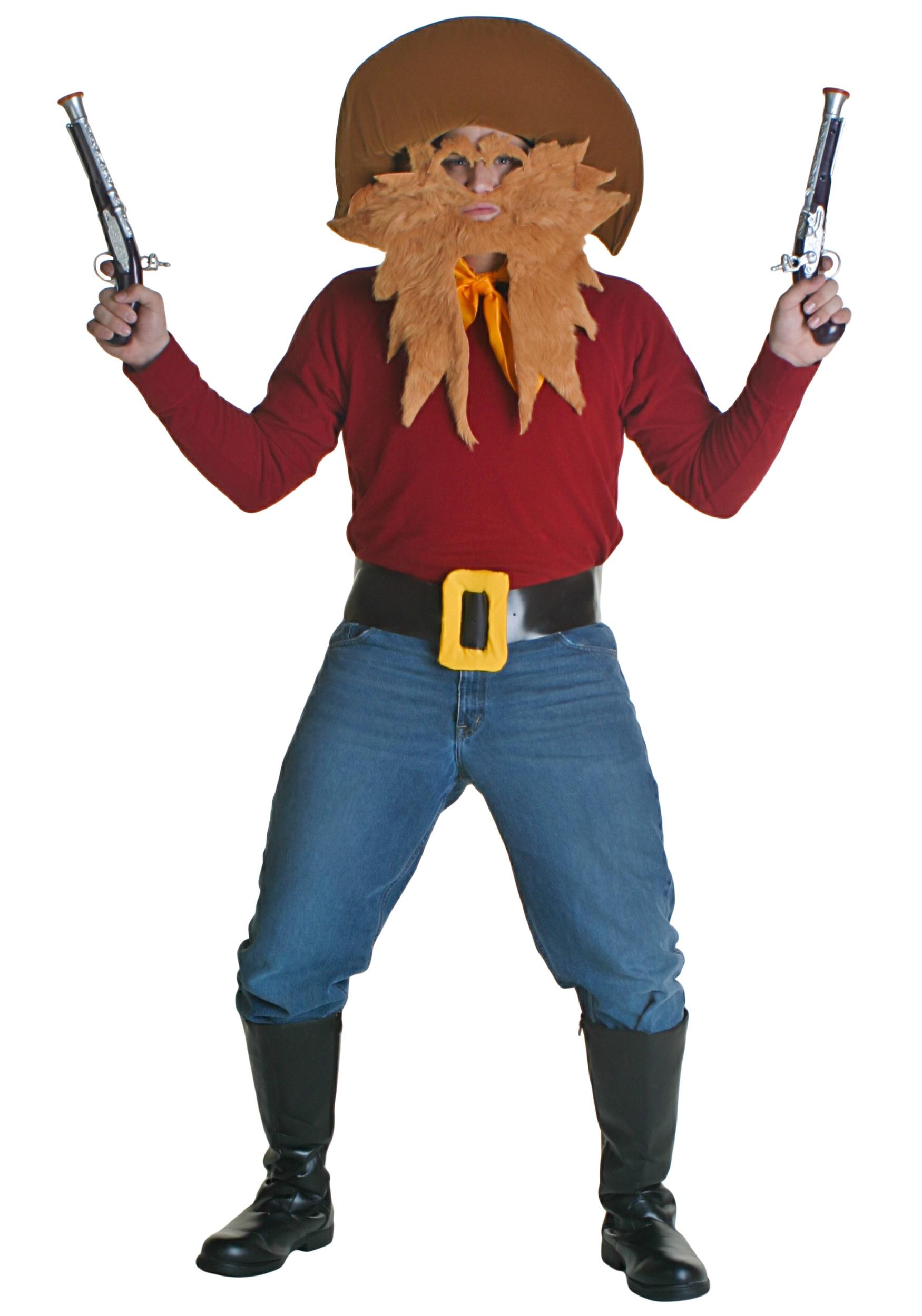 Foghorn Leghorn Halloween Costume