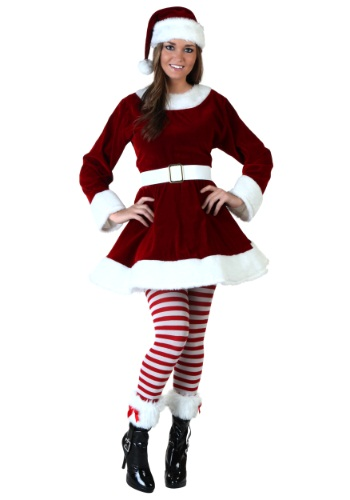 Sexy Mrs. Claus Costume