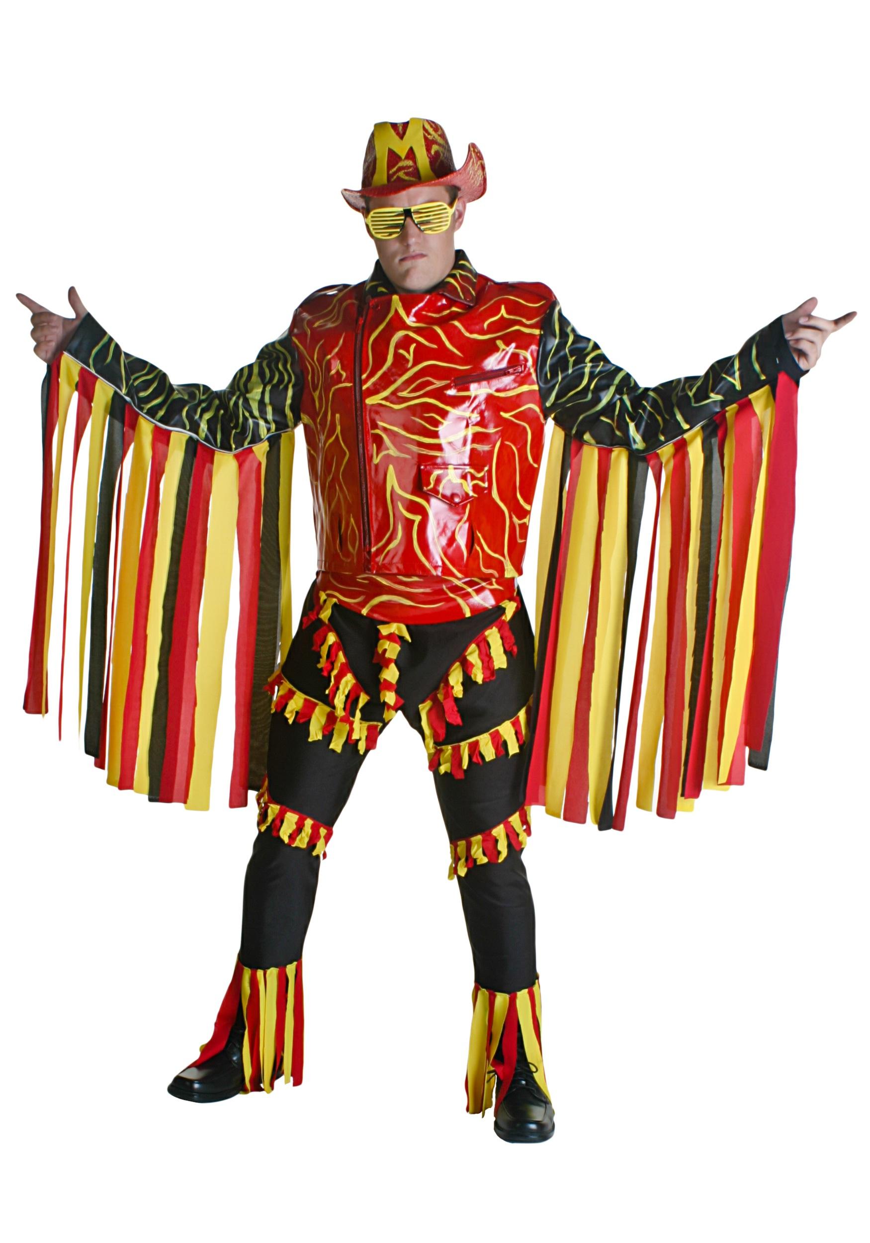 Macho Man Randy Savage Costume Classic Wrestler Costumes