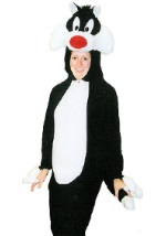 Loony Tunes Sylvester Costume