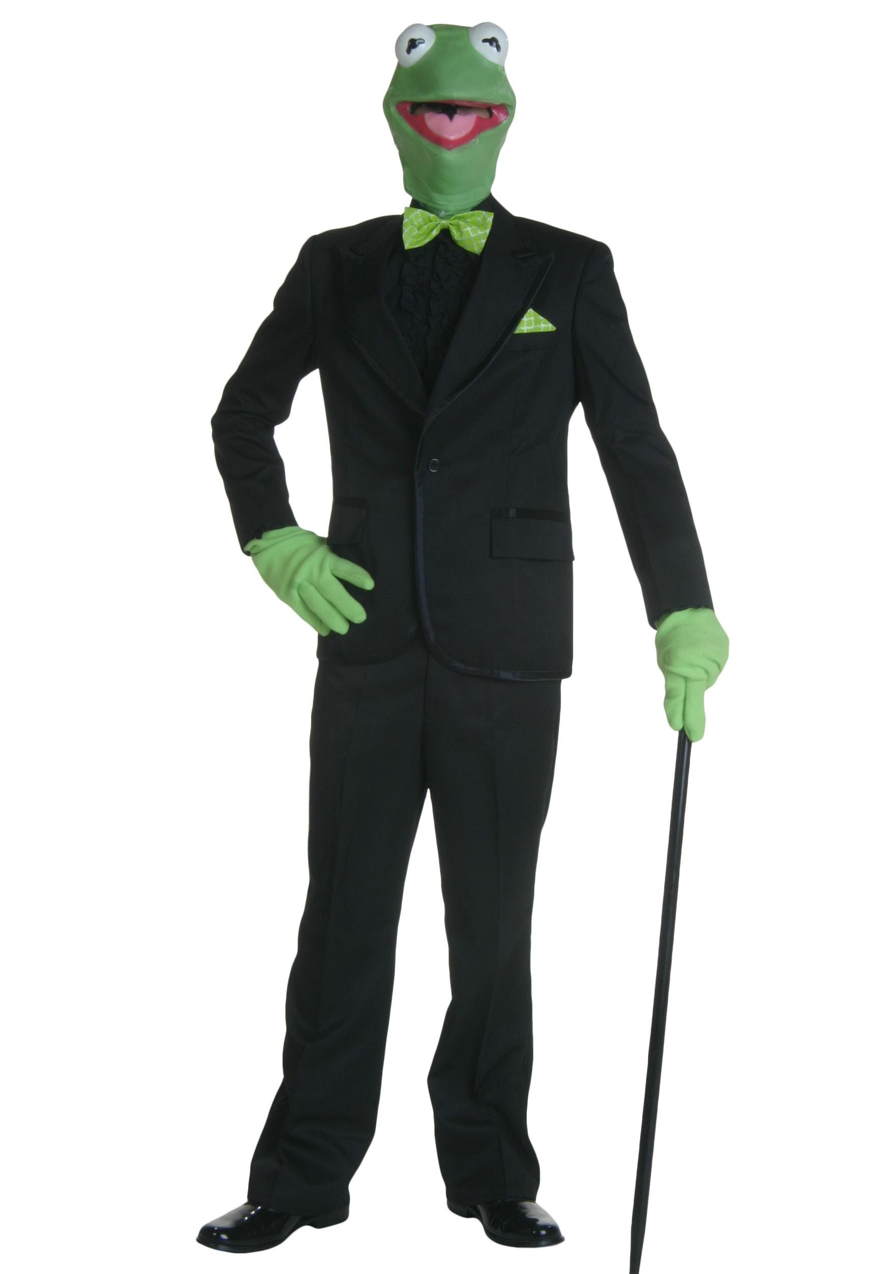Frog Costume Adult 23