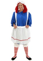 Classic Adult Raggedy Ann Costume