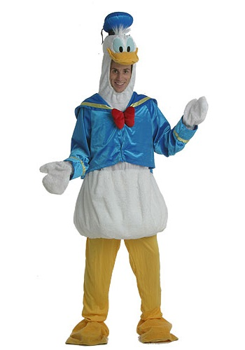Adult Donald Duck Costume