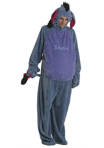 d6ff675c89f9 Eeyore Costume - Classic Disney Costumes