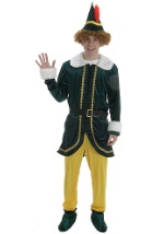 Adult Buddy The Elf Costume Rental