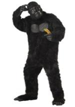 Deluxe Gorilla Costume
