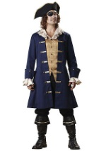 Men's Pirate Captain Costume