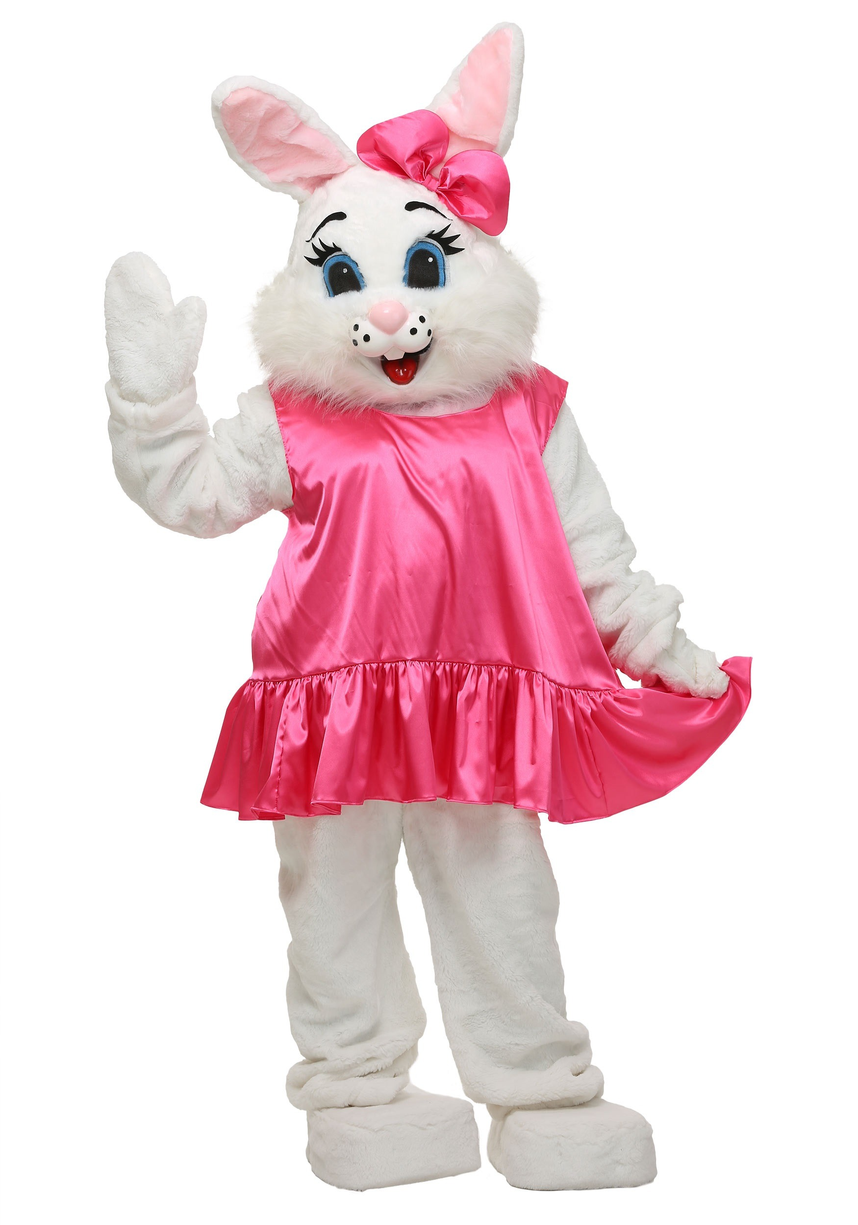girly easter bunny costume easter mascot costumes