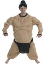 Mens Sumo Wrestler Costume