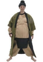 Sumo Wrestler Costume