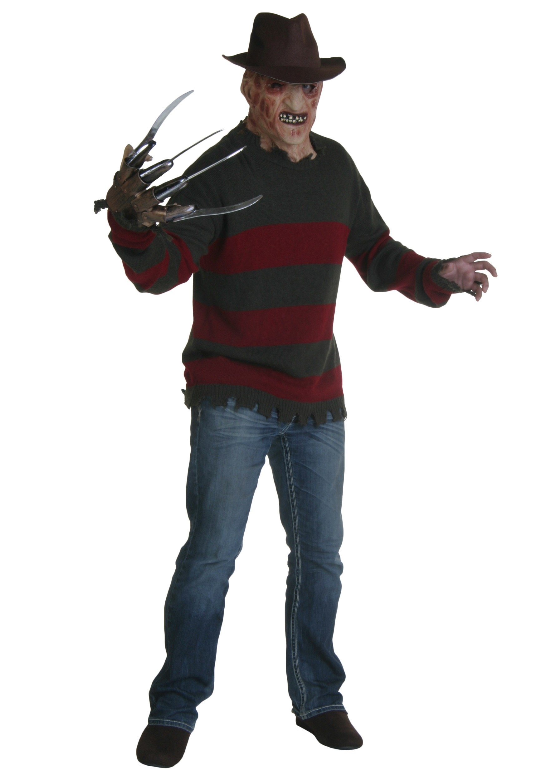 Freddy Krueger Costume - A Nightmare on Elm Street