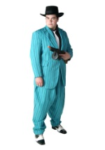 Pinstripe Zoot Suit Costume