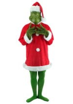 Deluxe Grinch Christmas Costume