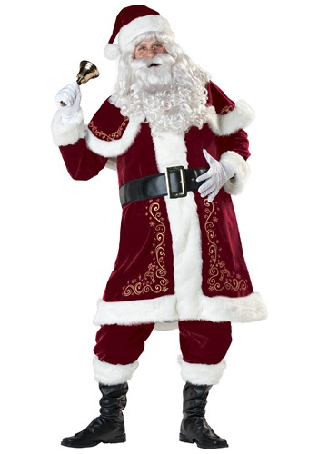Unique Santa Claus Costume