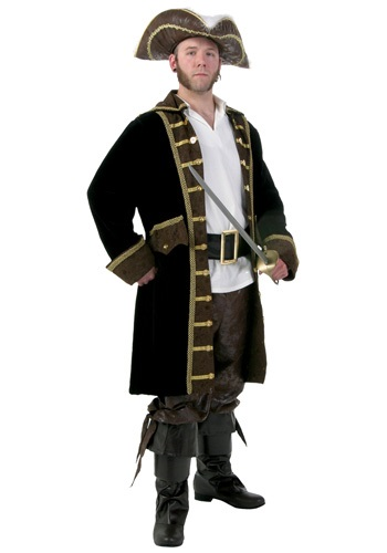Authentic Pirate Costume