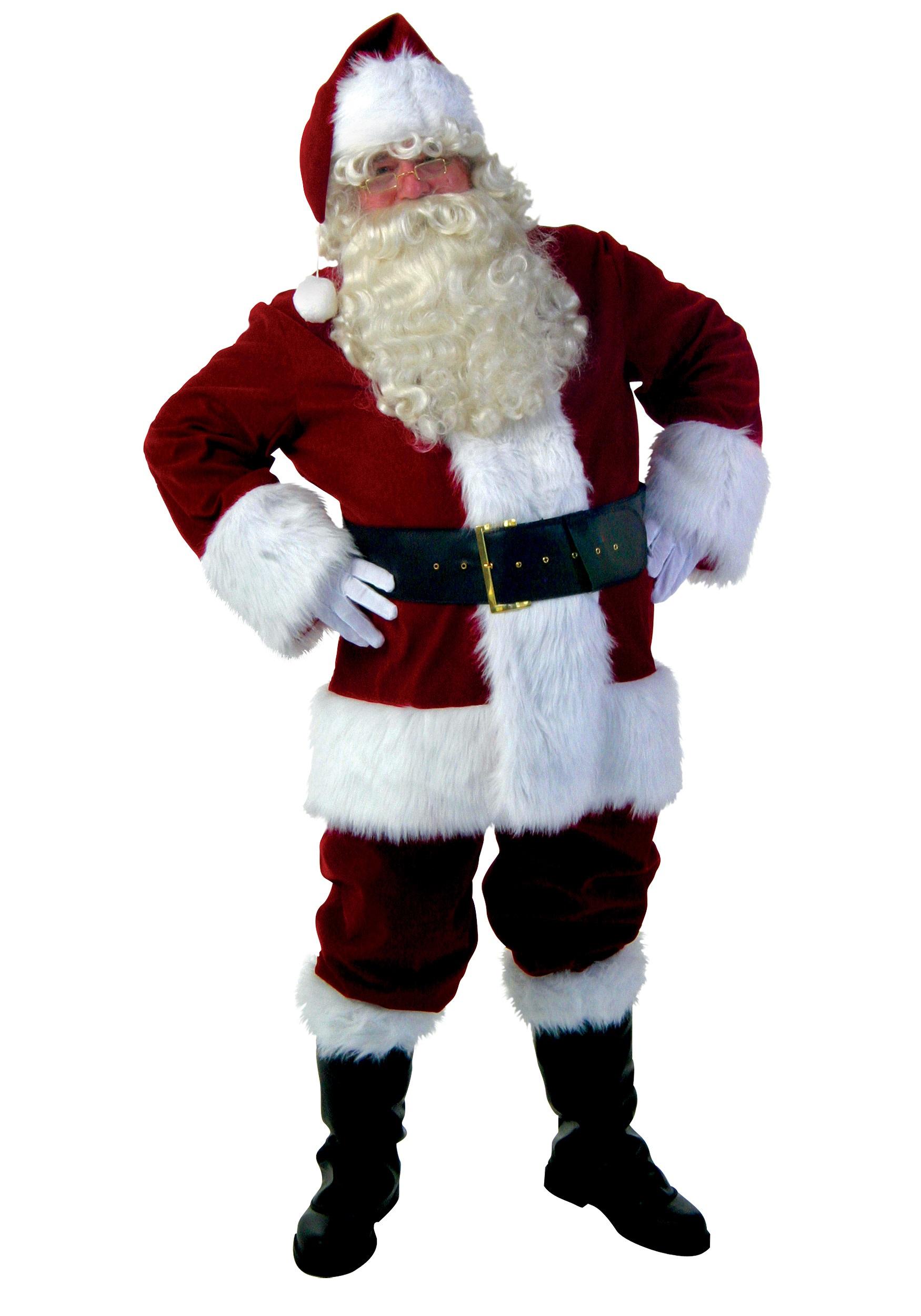 8a144fabce9 Plus Size Santa Suit - Men s Plus Size Santa Costume