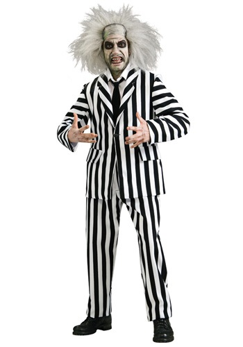 Authentic Beetlejuice Costume