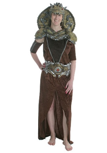 Adult Cobra Queen Costume