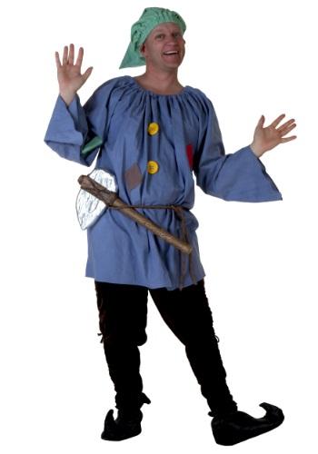 Clumsy Dwarf Costume