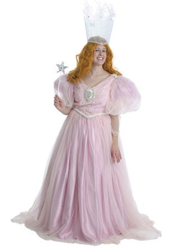 Adult Authentic Glinda Costume