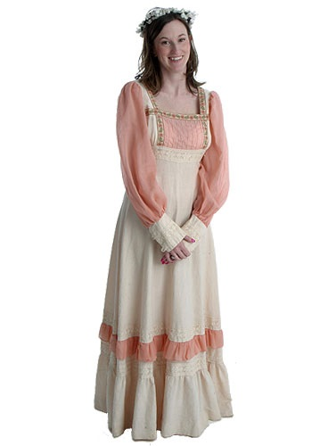 Adult Humble Peasant Girl Costume