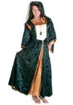 Womens Renaissance Faire Costume