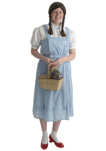 Adult Dorothy Costume Classic Adult Halloween Costumes