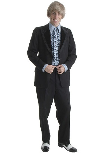 80s Fashion For Men Rentals Adult s Prom Tux Costume