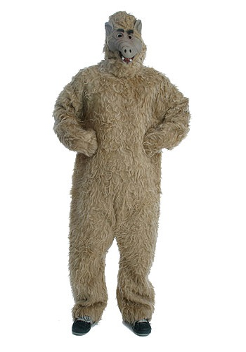 Adult ALF Costume