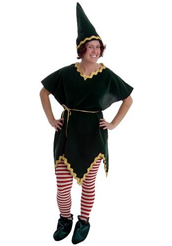 Professional Christmas Elf Costume