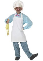 Adult Swedish Chef Costume