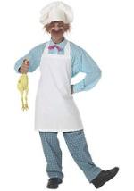 Adult Swedish Chef Costume