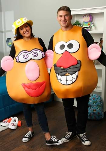 Adult Mrs / Mr Potato Head Costume