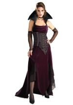 Modern Female Vampire Costume