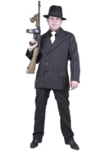 Adult Gangster Halloween Costume